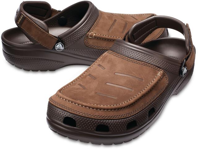 Crocs Yukon Vista - Sandales Homme - marron